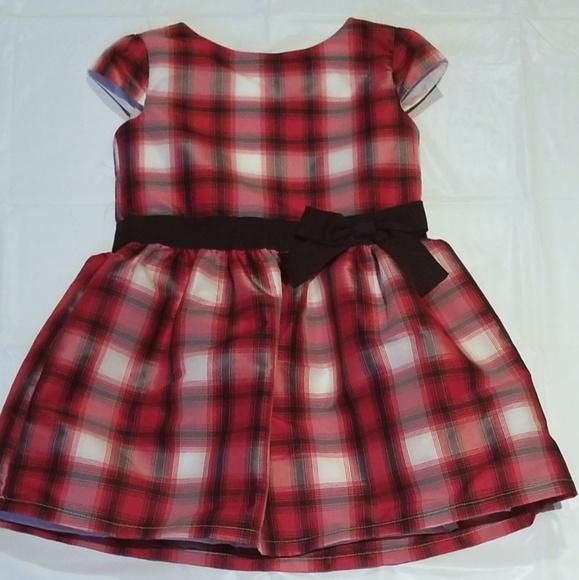 1bba9c2e8ef3 Carter's Dresses | Carters Holiday Plaid Dress | Poshmark
